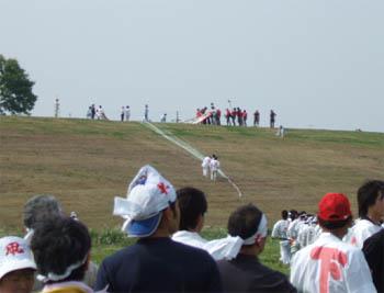 NHK 撮影中