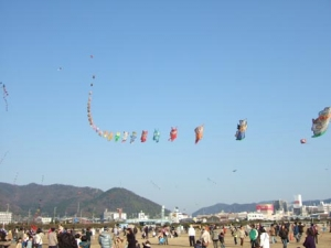 アンパンマンの連凧