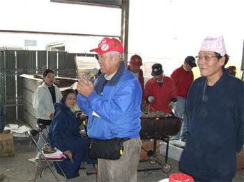 日本の凧の会会長も参加