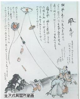 ふくら雀の古文書