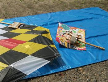 小凧と六角