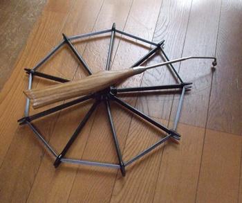 パンインに使う糸巻き