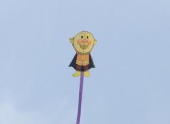 アンパンマンの凧