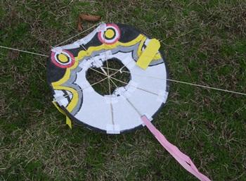 フグの連凧