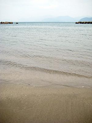 久々子海岸
