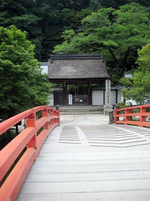 室生寺入口