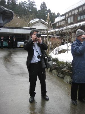 ミドリ写真館 畑勝浩さん