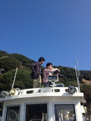 神子漁港撮影