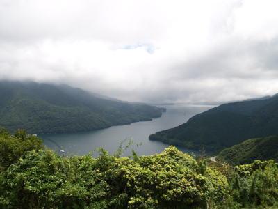 芦ノ湖(ノ・ω・)ノ