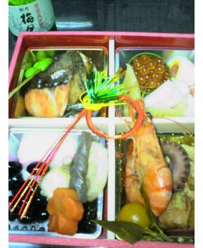 デパ地下のおせち料理(小)
