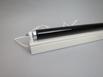 ブラックライトF L20SBL-B と三菱蛍光灯器具KL2681のセット