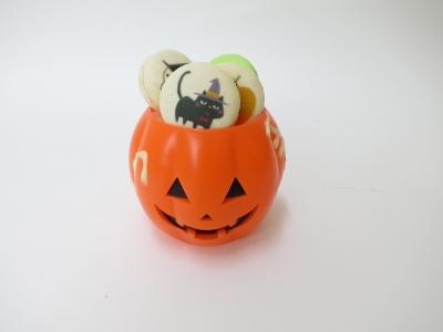 蓄光 塗料 ハロウィン  お菓子ボックス