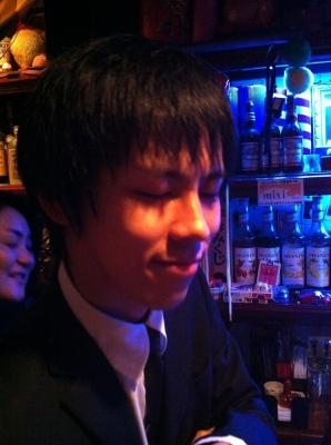 イゴンのキメ顔