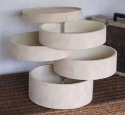 円柱 ディスプレイケース