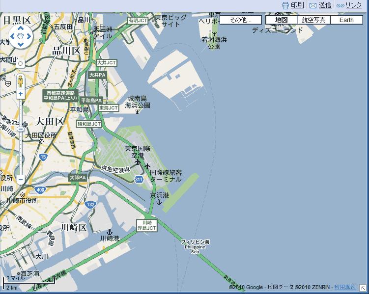 東京湾,フィリピン海