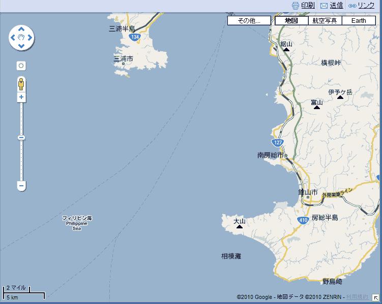 相模湾,フィリピン海