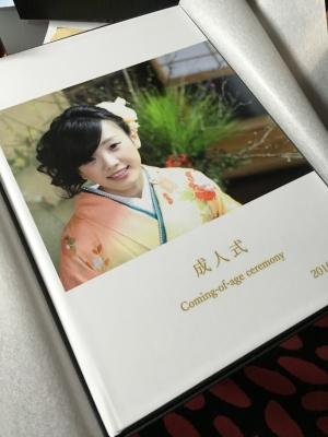 デザイン紡ーつむぎー撮影/成人式