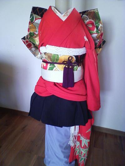 紅葉の衣装2