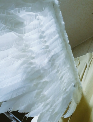 ハンドメイド天使の羽根