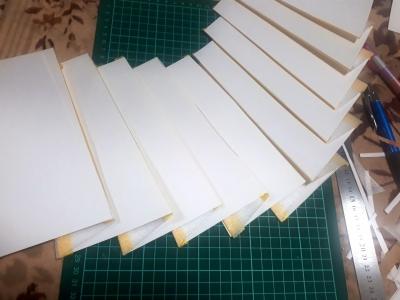 マジカルミライ2019プリーツスカート型紙