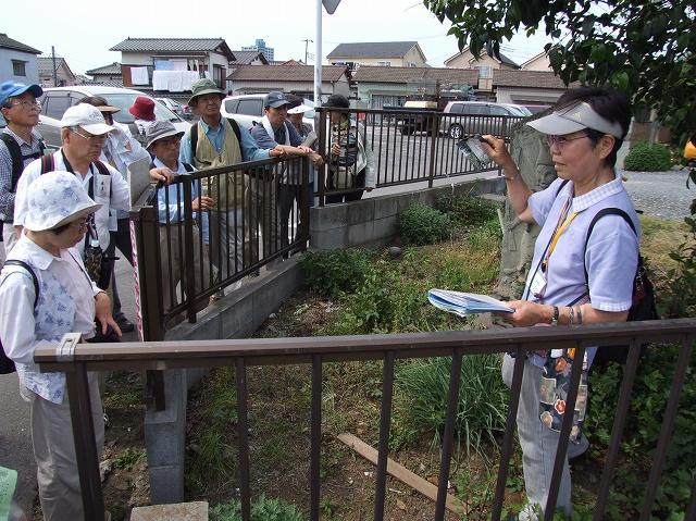 第12回 ふるさと探訪〜砂川堀流域を歩く〜