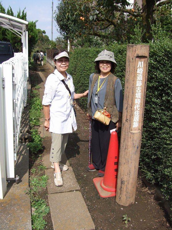 上福岡の史跡を訪ねる(第13回ふるさと探訪)
