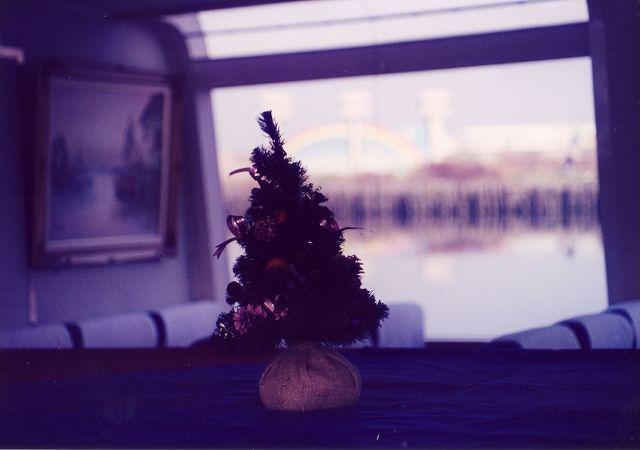 リバークルーズ(旧 海洋商船にて)