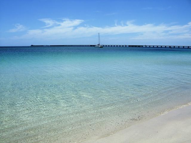 Busselton beach