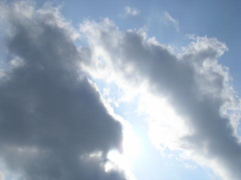 でも、大晦日の雲ではない罠