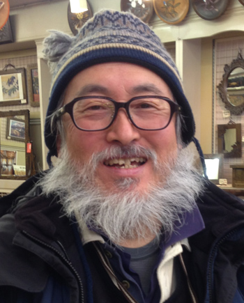 イラストレーターの竹内薫さん