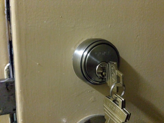杉並区阿佐ヶ谷北のマンション鍵修理