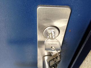 マンション鍵紛失のカギ開け交換