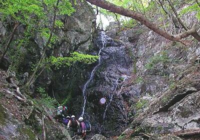 25m大滝