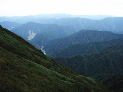 二俣〜の景色