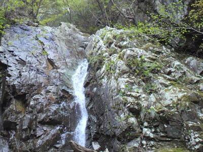 13mの滝
