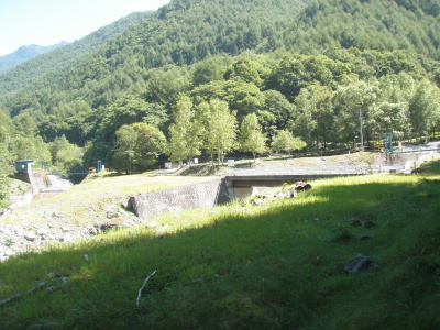 三峰川発電所