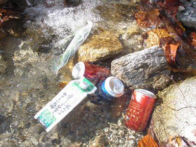 ビールを冷やす