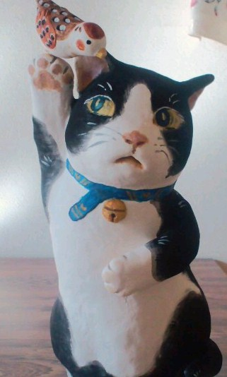 荘田さんの猫