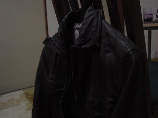 Kyoji Maruyamaのレザージャケット