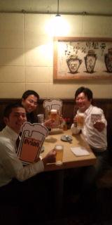 恵比寿店にて