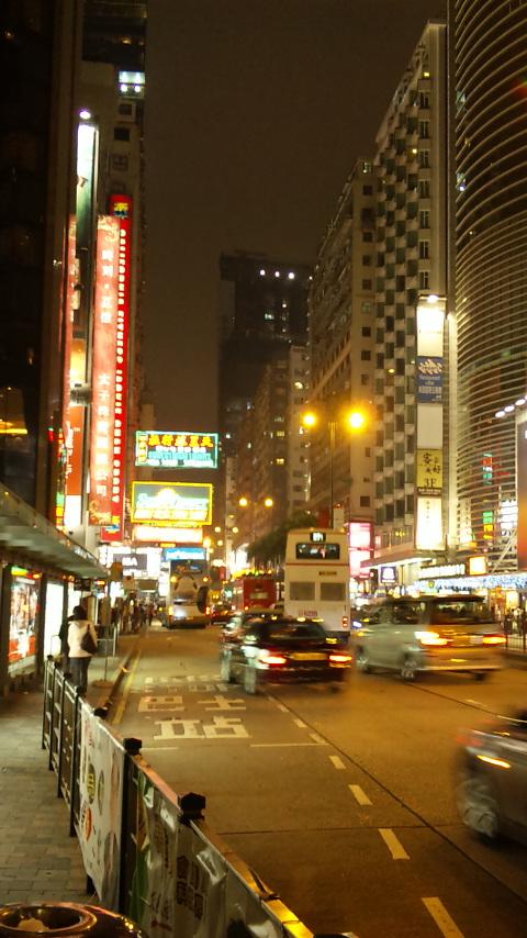 香港の夜(12/12)