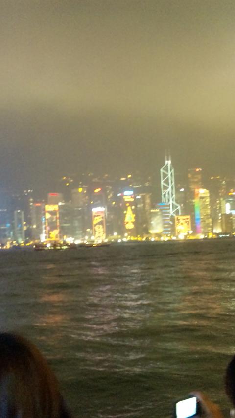 香港イルミネーション