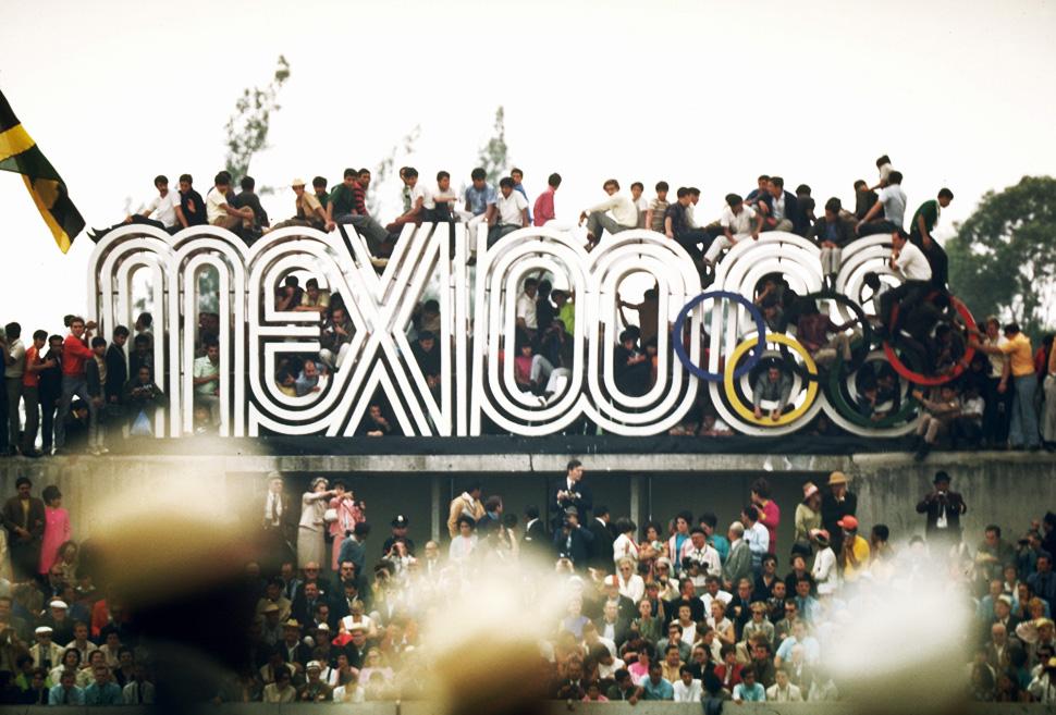 グローバルフォント メキシコフォント : Mexico Olympics 1968