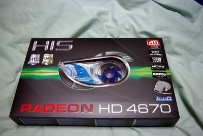 HIS HD4670 IceQ