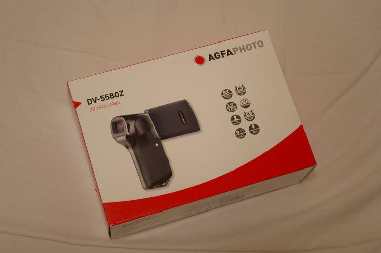 Agfaphotoの箱