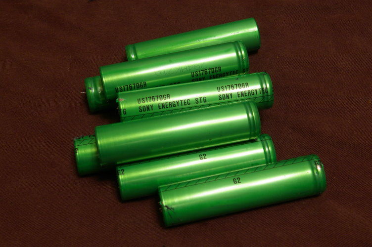 SONY ENERGYTEC US17670GR