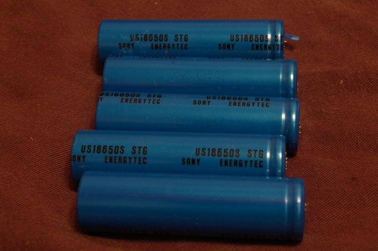 SONY ENERGYTEC US18650S
