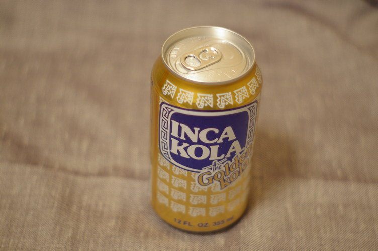 インカコーラ表
