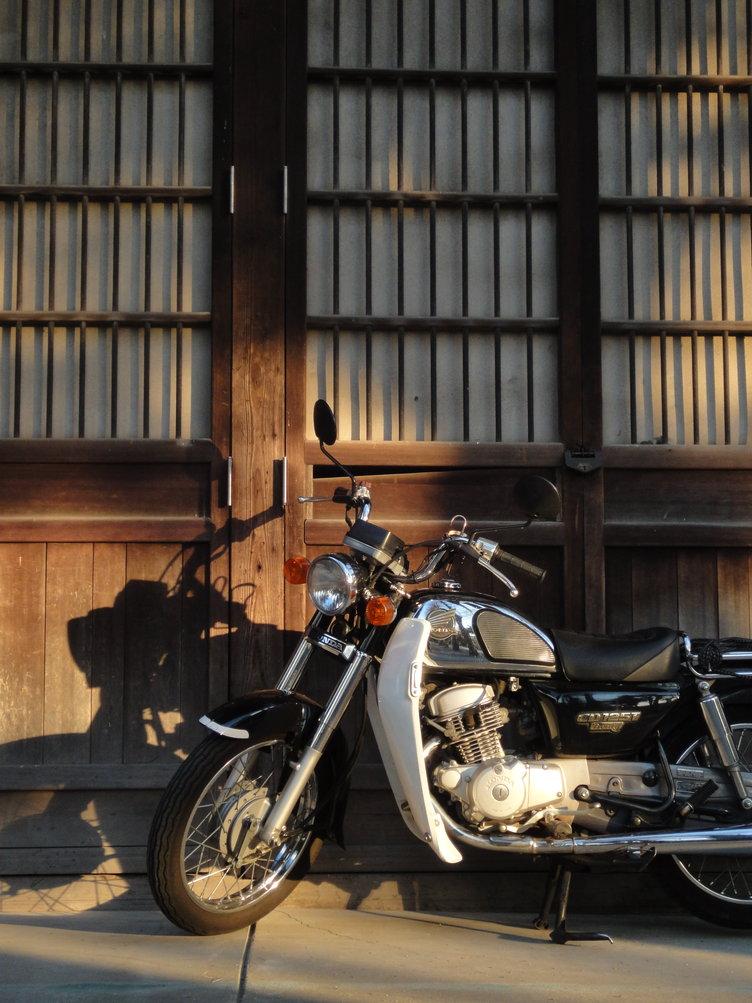 かっこいいバイク