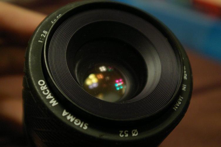 SIGMA MACRO 50mm